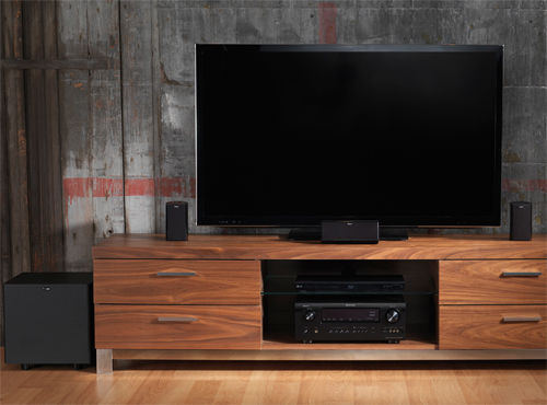 klipsch hd theater 600 h zimozi hangsug rz audiovideo. Black Bedroom Furniture Sets. Home Design Ideas